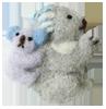 "koala ""good partnership!"""